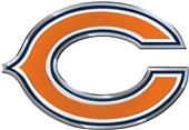 NFL Chicago Bears Color Team Emblem