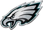NFL Philadelphia Eagles Color Team Emblem