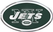 NFL New York Jets Color Team Emblem