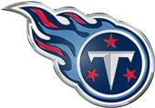 NFL Tennessee Titans Color Team Emblem
