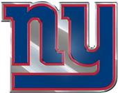 NFL New York Giants Color Team Emblem
