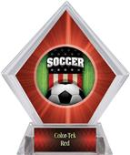 Awards Patriot Soccer Red Diamond Ice Trophy