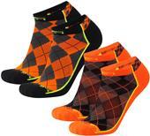Twin City Brand 59 Diamond Socks 2PK