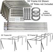Cimarron 55' or 70' Deluxe Commercial Frame Kit