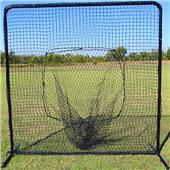 Cimarron Sports Baseball 7x7 #42 Sock Net & Frame