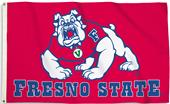 COLLEGIATE Fresno State 3' x 5' Flag w/Grommets