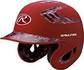 Rawlings S80 80MPH Camo Matte Batting Helmet