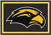Fan Mats Univ. of Southern Mississippi 5x8 Rug