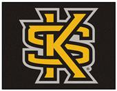 Fan Mats Kennesaw State University All-Star Mat