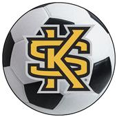 Fan Mats Kennesaw State University Soccer Ball Mat