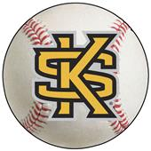 Fan Mats Kennesaw State University Baseball Mat