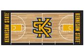 Fan Mats Kennesaw St. Univ Basketball Court Runner