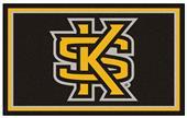 Fan Mats Kennesaw State University 4x6 Rug