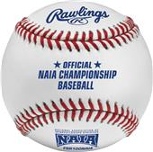 Rawlings Flat Seam NAIA Official Baseball-Dozens