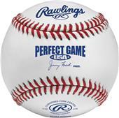 Rawlings FLAT SEAM Perfect Game Baseball DZ