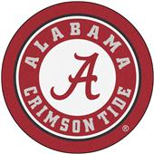 Fan Mats University of Alabama Roundel Mat