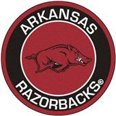 Fan Mats University of Arkansas Roundel Mat