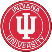 Fan Mats Indiana University Roundel Mat
