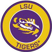 Fan Mats Louisiana State University Roundel Mat