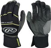 Rawlings Workhorse Compression Strap Batting Glove