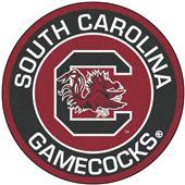 Fan Mats University of South Carolina Roundel Mat