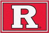 Fan Mats Rutgers University 5x8 Rug