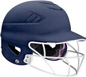 Worth Highlighter 60 MPH Fastpitch Helmet NOCSAE