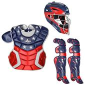 ALL-STAR System Seven Youth USA Pro Catchers Kit