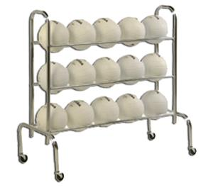 3 TIER: RACK ONLY