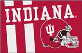 Fan Mats Indiana University Starter Mat