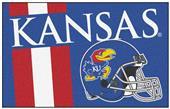 Fan Mats University of Kansas Starter Mat