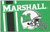 Fan Mats Marshall University Starter Mat