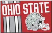 Fan Mats Ohio State University Starter Mat
