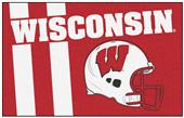 Fan Mats University of Wisconsin Starter Mat
