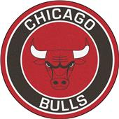 Fan Mats NBA Chicago Bulls Roundel Mat