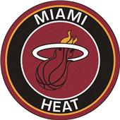 Fan Mats NBA Miami Heat Roundel Mat