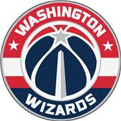 Fan Mats NBA Washington Wizards Roundel Mat