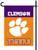 Collegiate Clemson Tigers 2-Sided Garden Flag