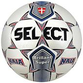 Select Club Series NAIA Brillant Super Soccer Ball