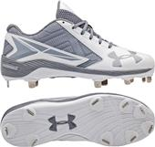 Under Armour Mens Yard Low ST Baseball Cleats