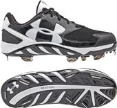 Under Armour Womens Spine Glyde Softball Cleats