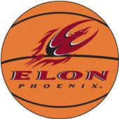 Fan Mats Elon University Basketball Mat