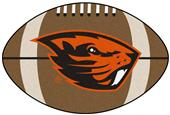 Fan Mats NCAA Oregon State University Football Mat