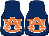 Fan Mats Auburn University Carpet Car Mats (set)