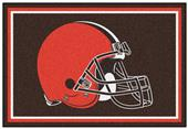 Fan Mats NFL Cleveland Browns 5x8 Rug