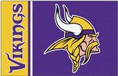 Fan Mats NFL Minnesota Vikings Starter Mat