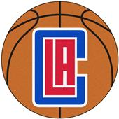 Fan Mats NBA Los Angeles Clippers Basketball Mat