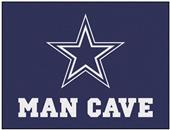 Fan Mats NFL Dallas Cowboys Man Cave All-Star Mat