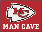 Fan Mats NFL KC Chiefs Man Cave All-Star Mat
