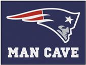 Fan Mats NFL Patriots Man Cave All-Star Mat
